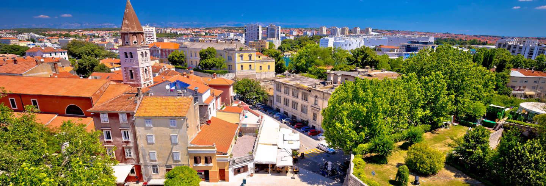 Tour privado por Zadar con guía en español