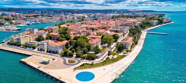 Visita guiada por Zadar