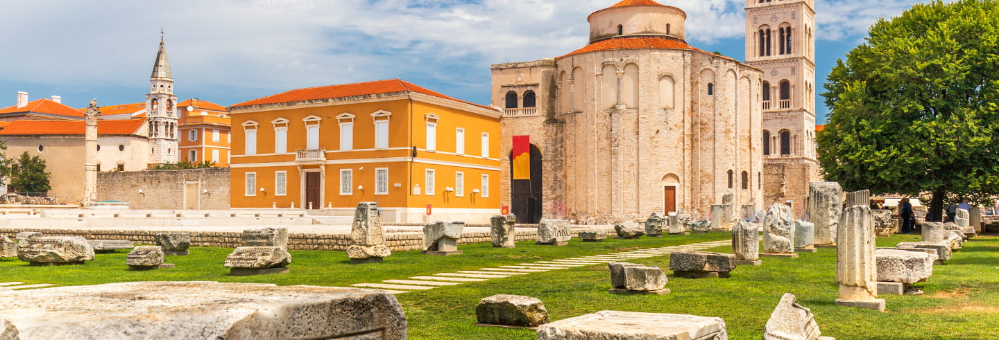 Zadar Guided Tour