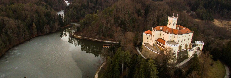 Excursión al castillo de Trakošćan y Varaždin