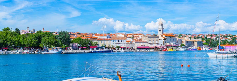 Excursión a la Isla de Krk, Opatija y Lovran
