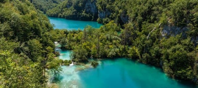 Excursión a los lagos Plitvice