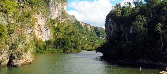 Excursión al Cañón de Yumurí