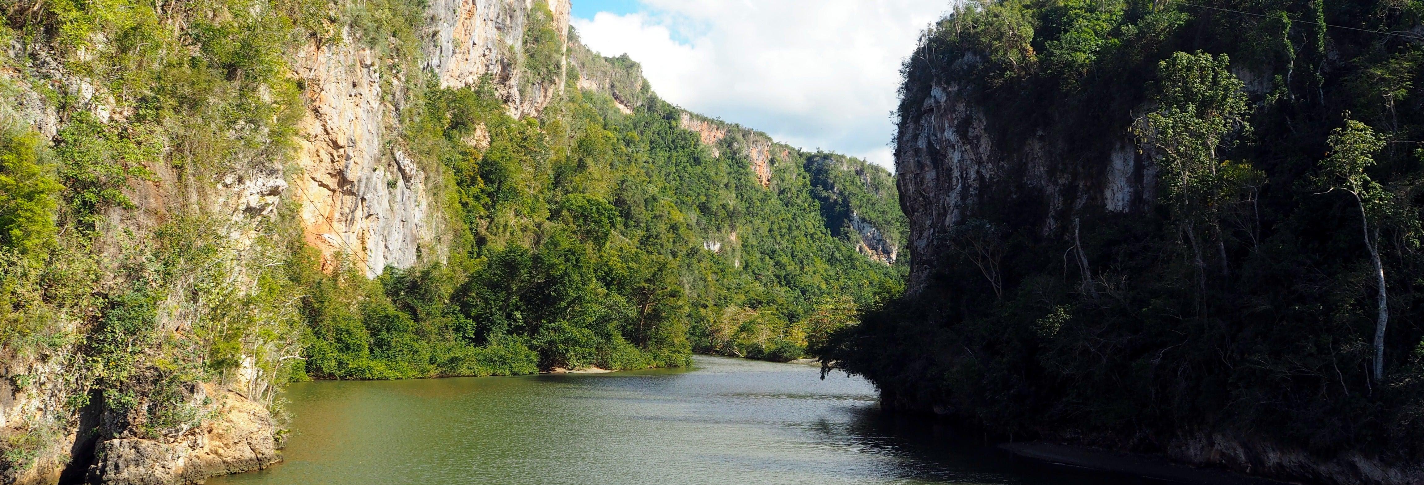 Yumuri Canyon Trip