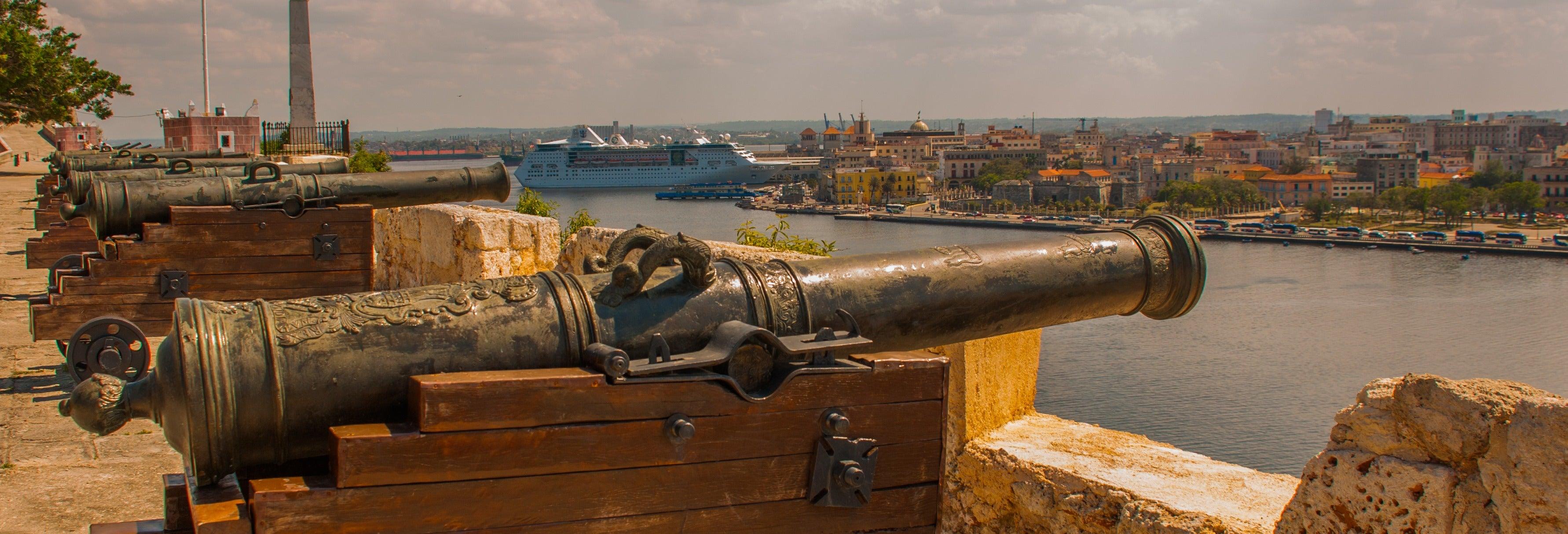 Havana Tour, Cannon Firing Ceremony & Dinner