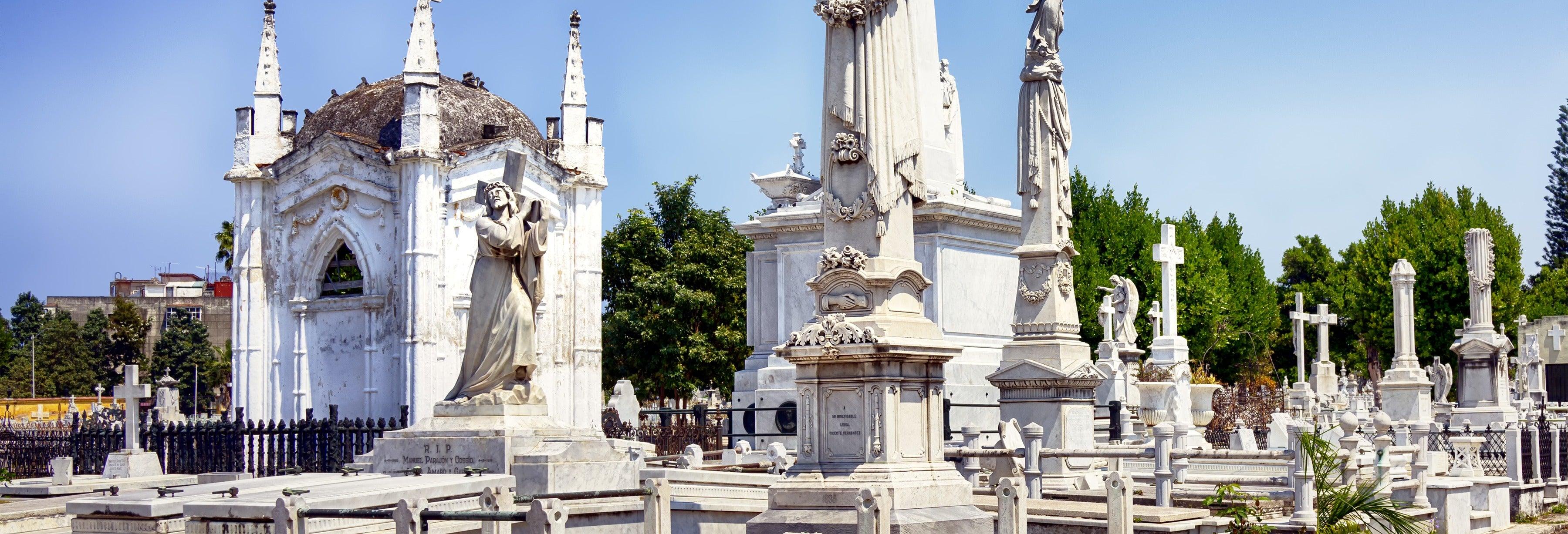 Free tour du cimetière de Christophe Colomb. C'est GRATUIT !