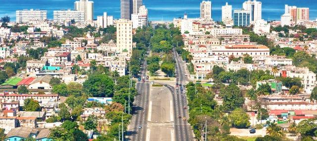Free tour por La Habana moderna ¡Gratis!