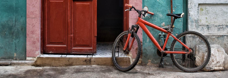 Tour de bicicleta por Havana