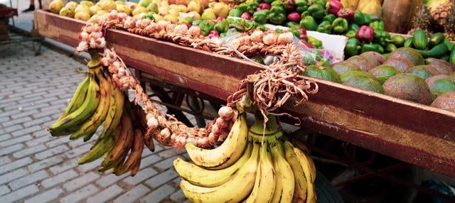 Tour de comida callejera en La Habana