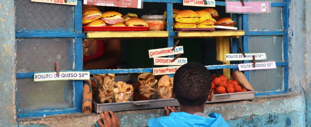 Havana Street Food Tour