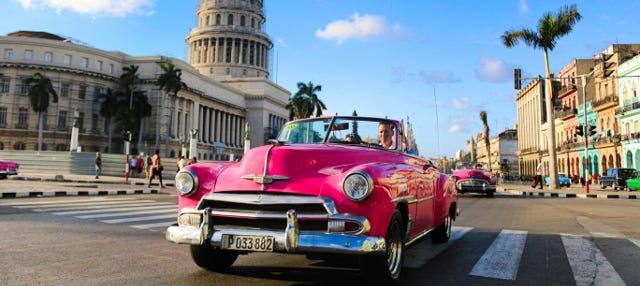 La Habana al completo + Paseo en coche clásico