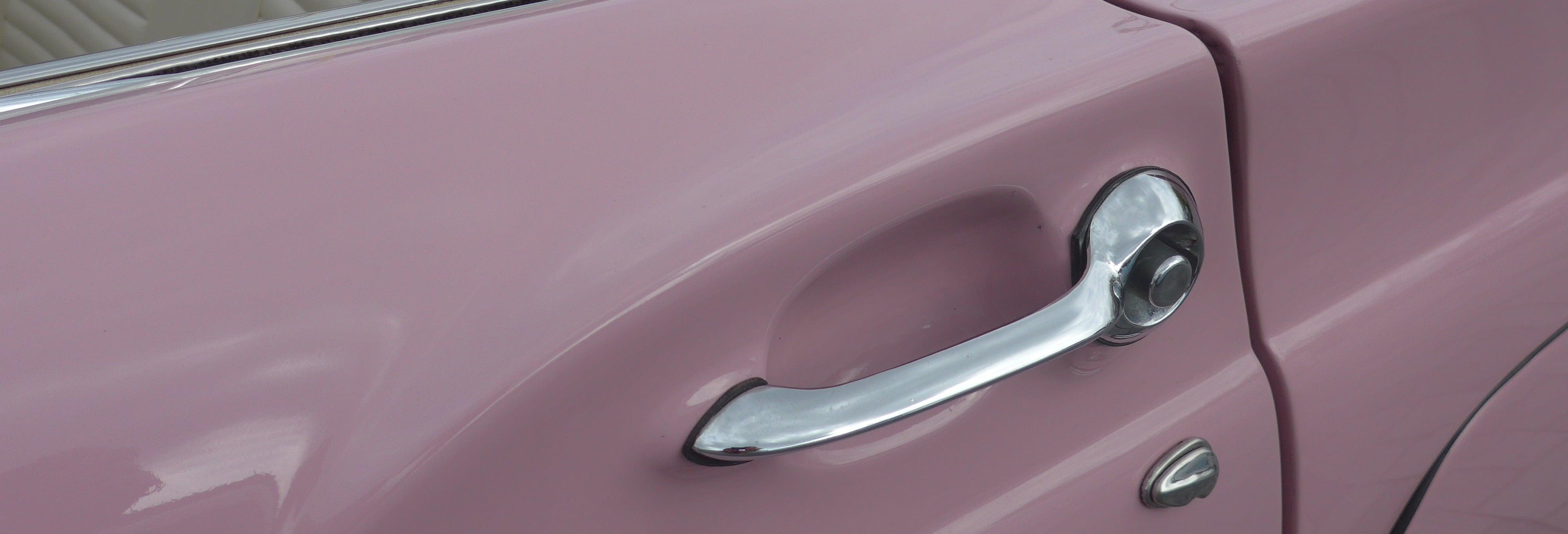 Private Classic Car Beach Day Trip