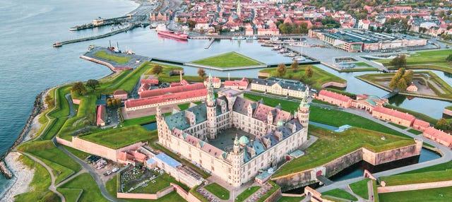 Excursión al castillo de Kronborg, Lund y Malmö