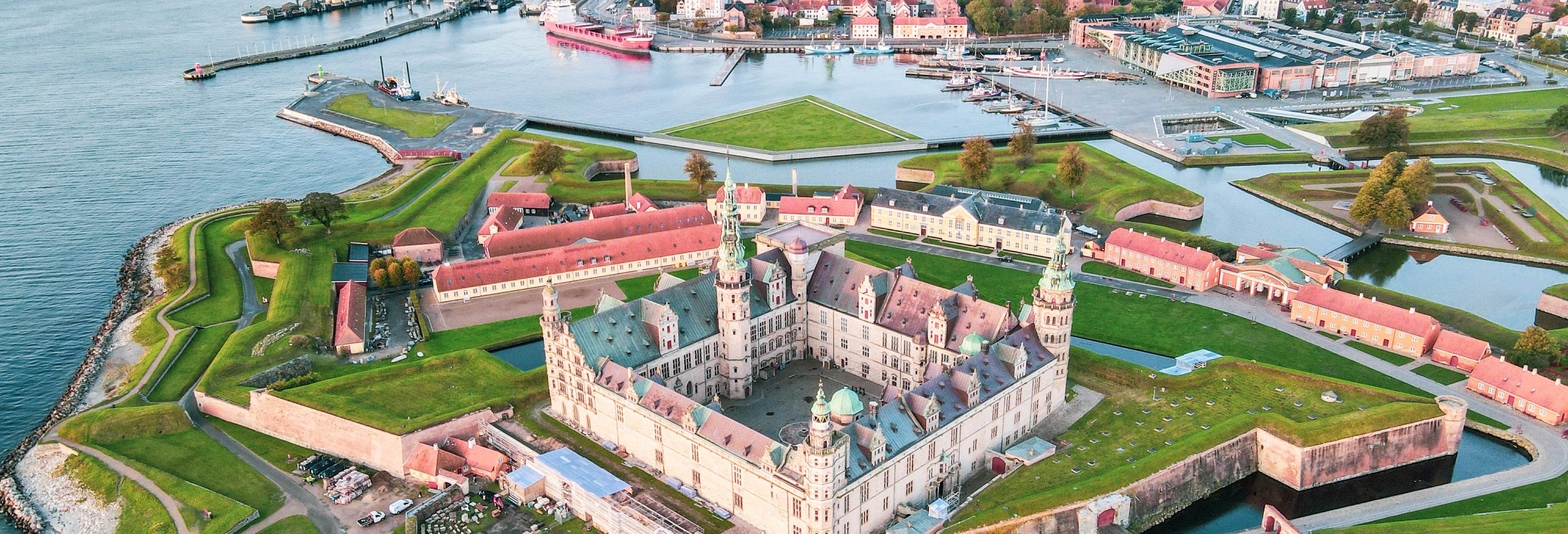 Escursione al castello di Kronborg, Lund e Malmö