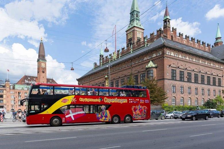 Autobús turístico de Copenhague, City Sightseeing
