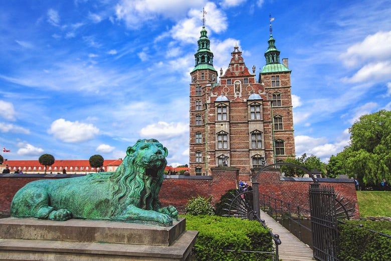,Castillo de Rosenborg