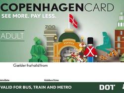 ,Copenhaguen Card