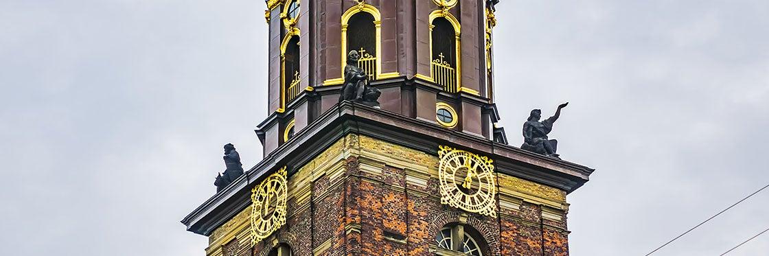 Igreja do Nosso Salvador de Copenhague