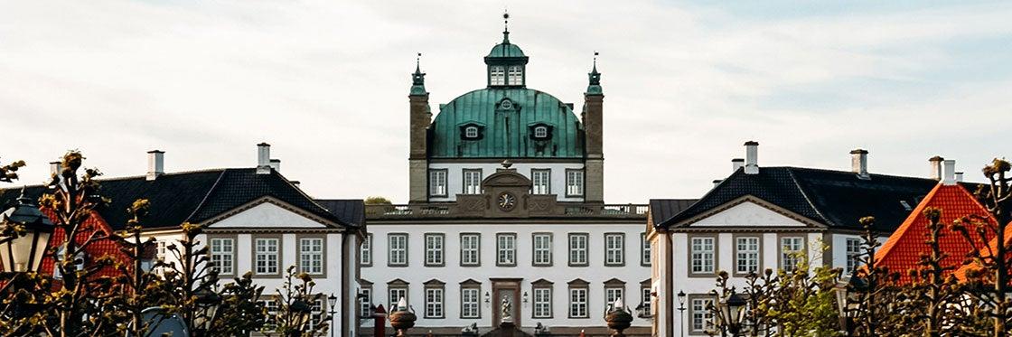 Palacio de Fredensborg