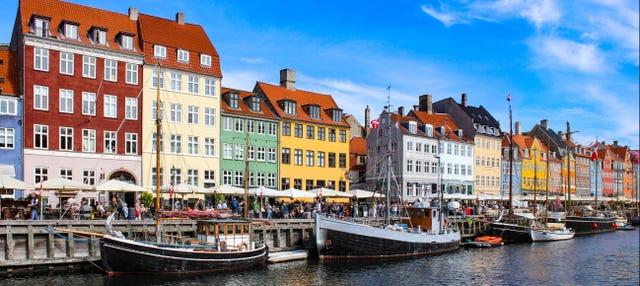 Tour dei canali di Copenaghen
