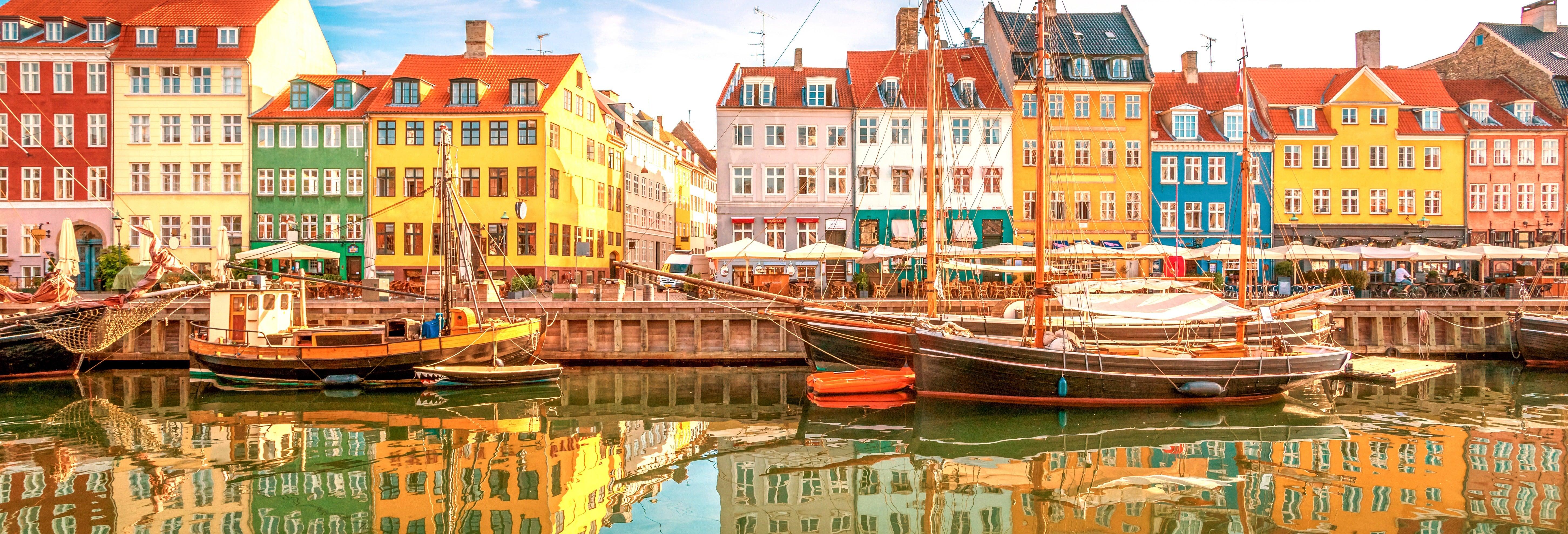 Tour privado por Copenhague ¡Tú eliges!