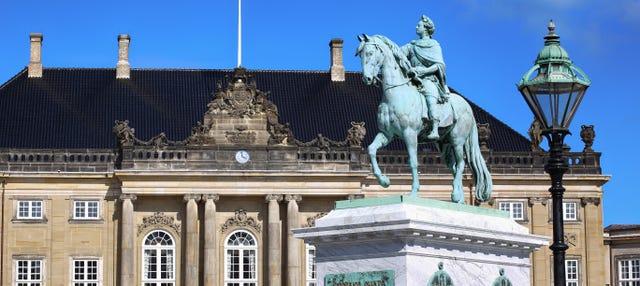 Visita guidata del Palazzo di Amalienborg