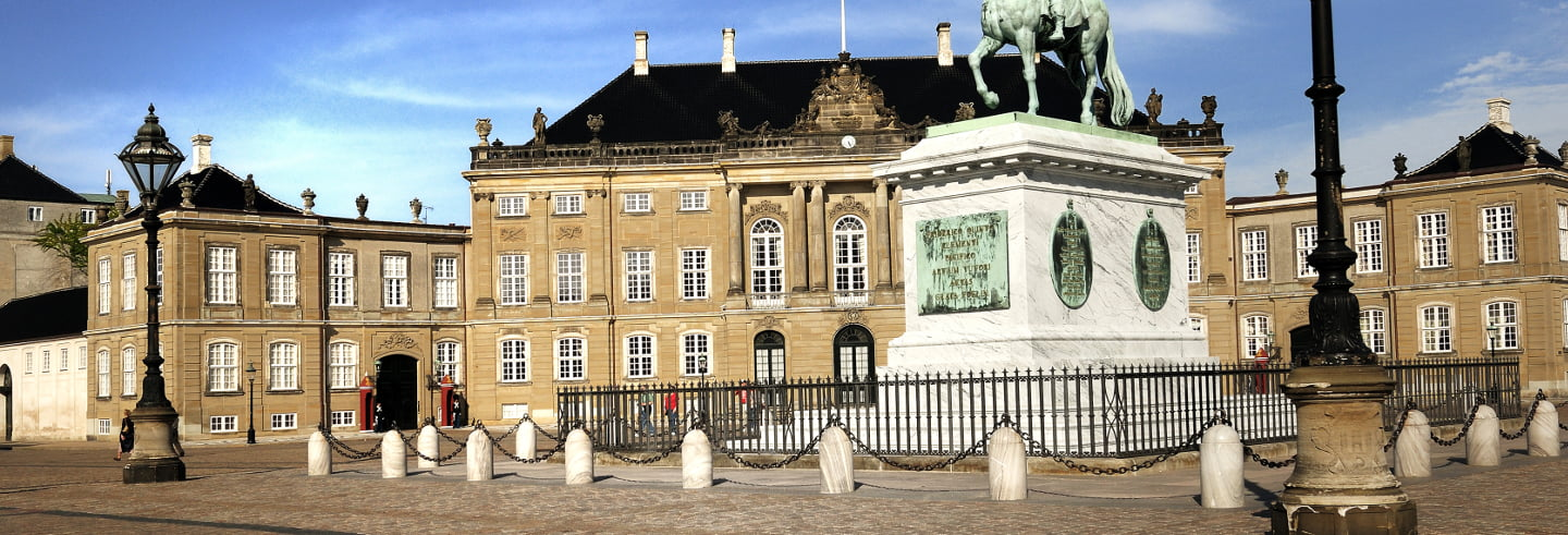 Amalienborg Palace Guided Tour