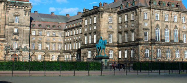Christiansborg Palace Guided Tour