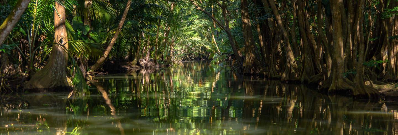 Trilha por Dublanc + Barco pelo rio Índio para cruzeiros
