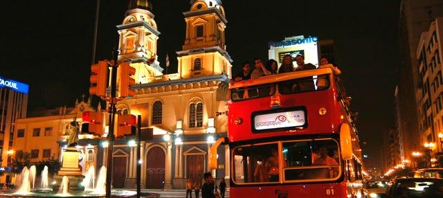 Autobús turístico de Guayaquil