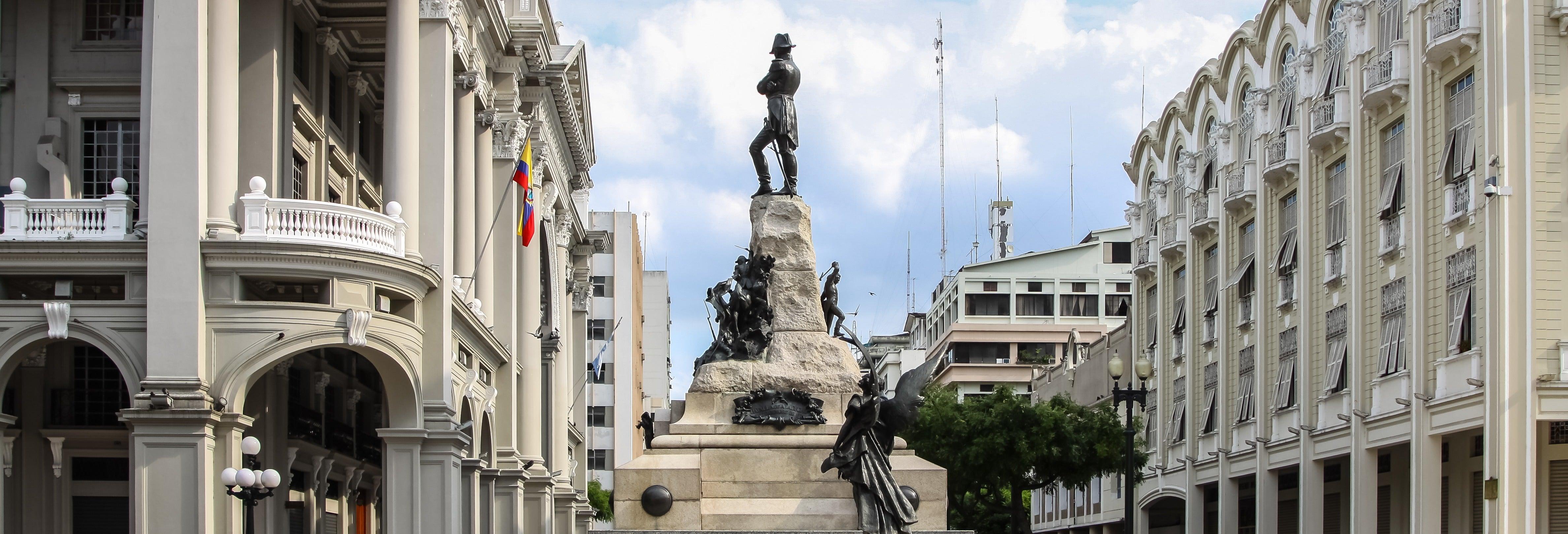 Visite dans Guayaquil + Parc historique