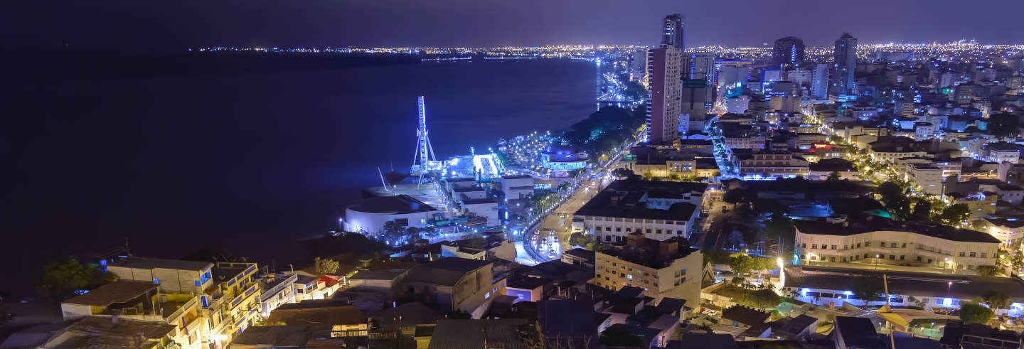 Guayaquil Night Tour