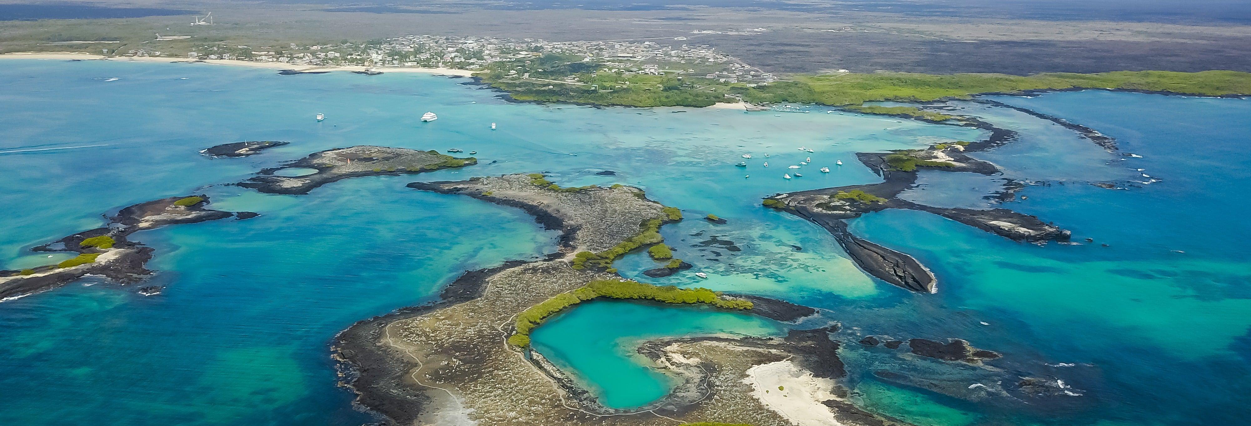 Circuito de 5 días por las Islas Galápagos