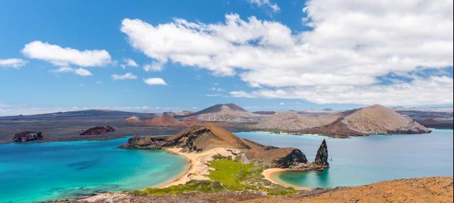 Excursión a la Isla Bartolomé