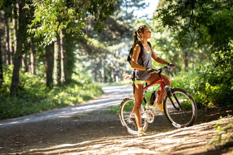 Location de vélos à Mindo