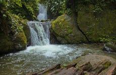 Tarabita di Mindo e Santuario de Cascadas