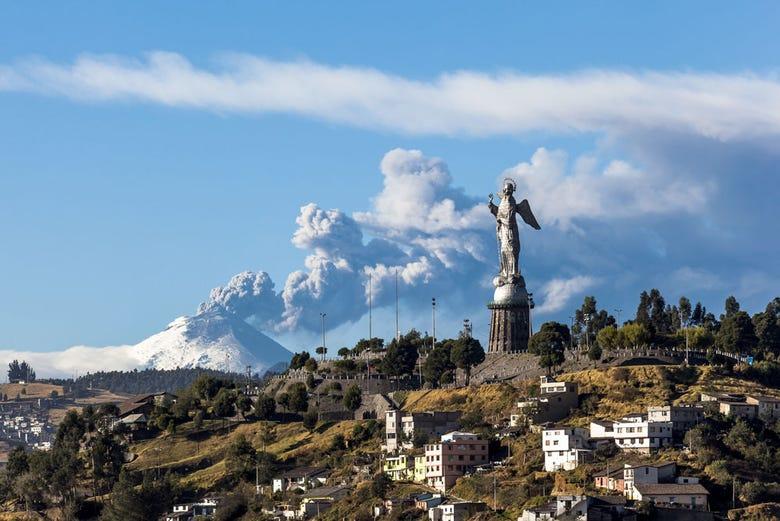 Visite de Quito et de la Mitad del Mundo