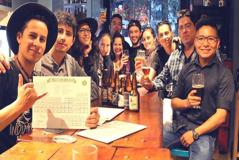 ,Tour por Quito