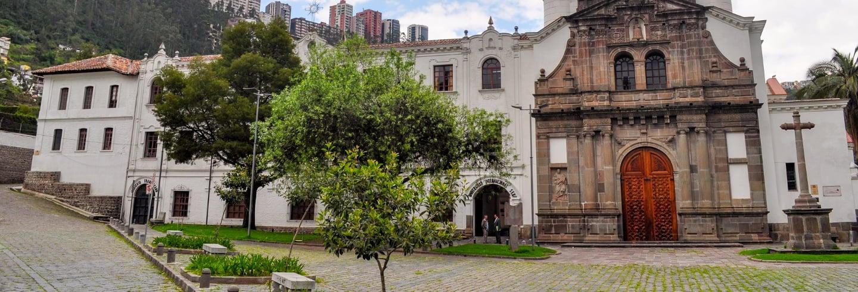 Barrio de Guápulo y Casa Museo Guayasamín
