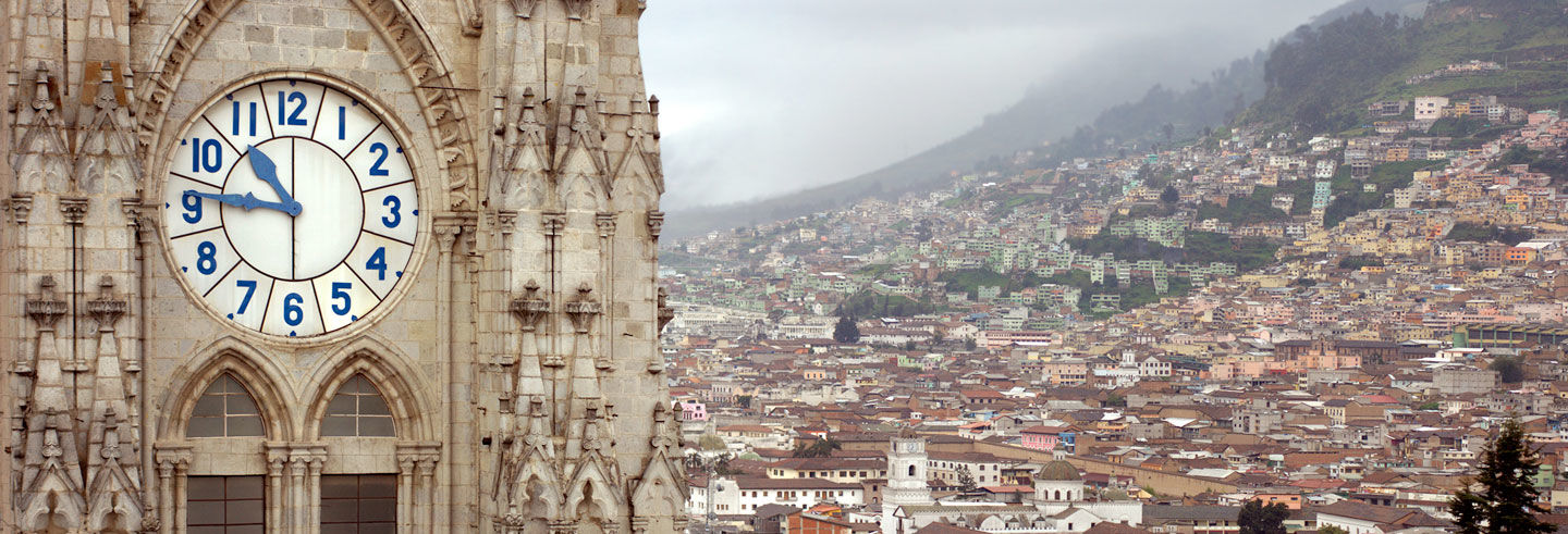 Tour de Quito al completo