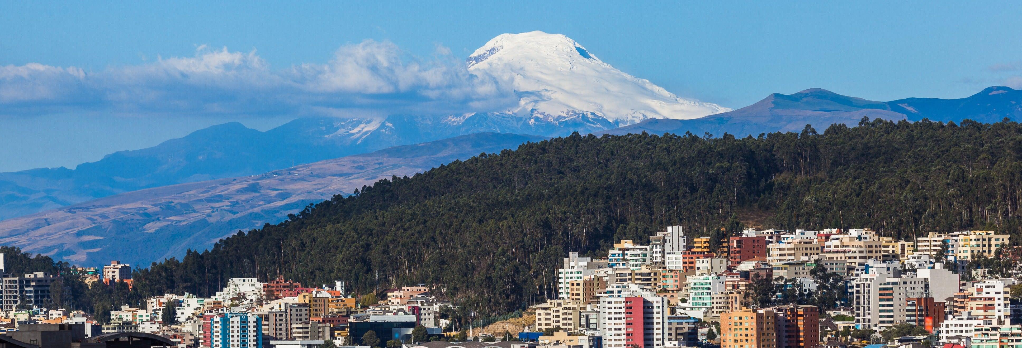 Visita guiada por Quito