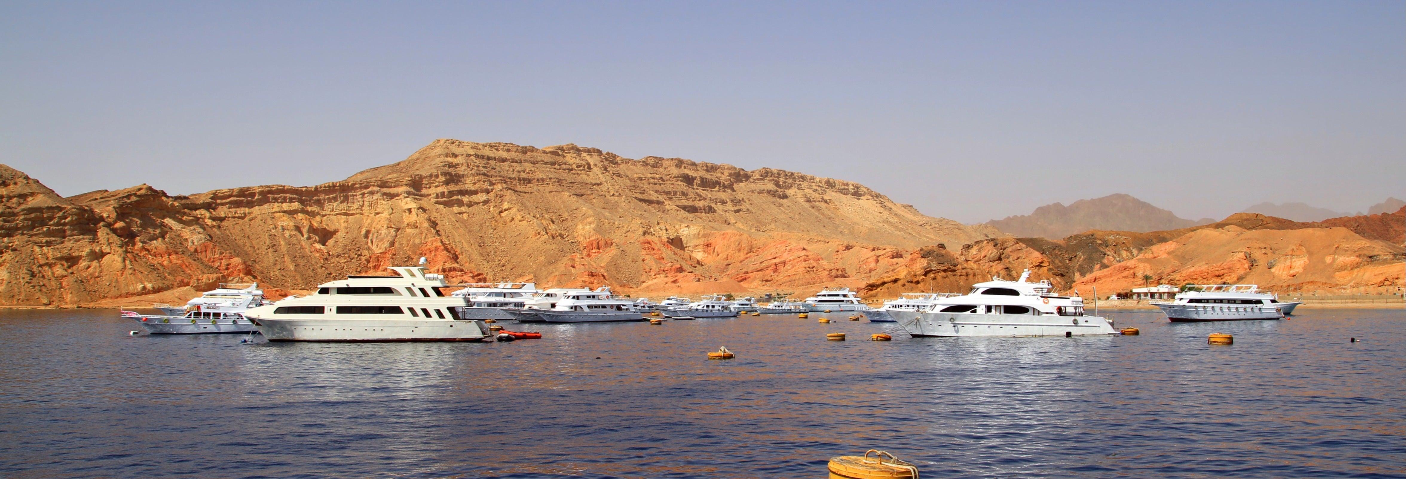 Crucero de 4 días por el lago Nasser