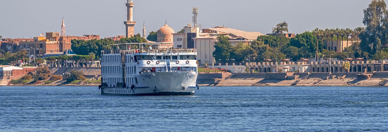 Croisière de 5 jours sur le lac Nasser