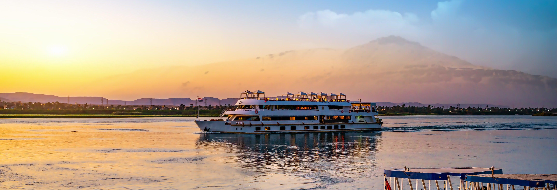 Crociera di 3 notti sul Nilo da Assuan a Luxor