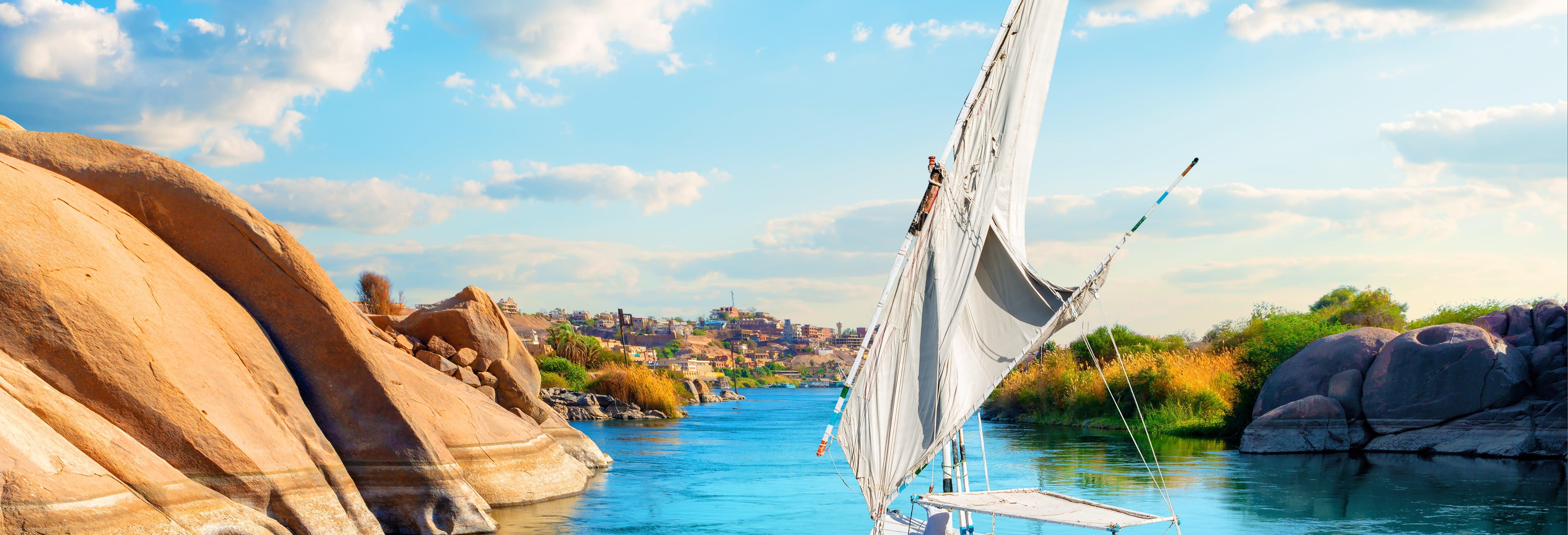 Escursione al villaggio nubiano in barca