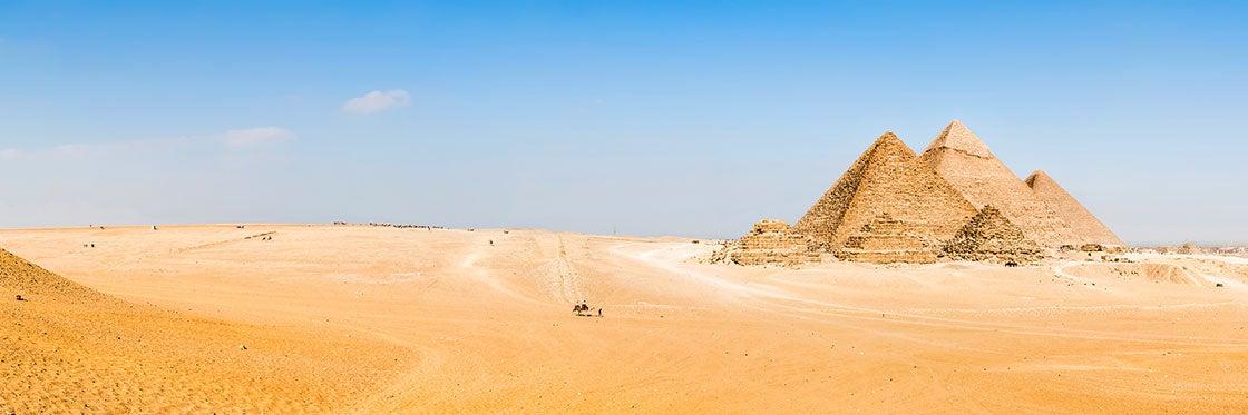 El tiempo en Egipto