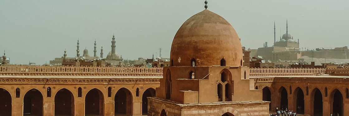 Historia de Egipto desde el siglo VII