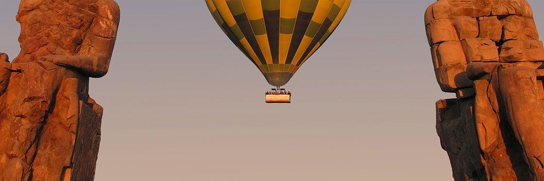 Balonismo no Egito