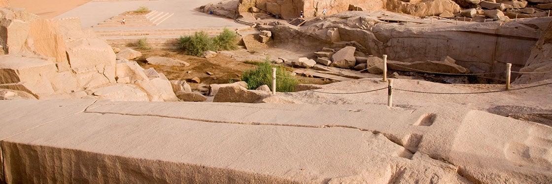 Unfinished Obelisk in Aswan