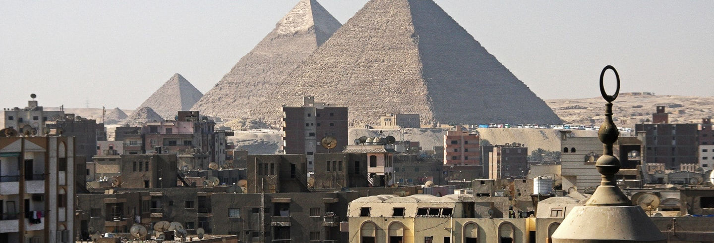 Giza Pyramids and Cairo Tour